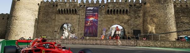 F1 GP Aserbaidschan